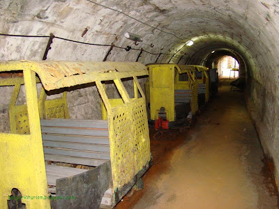 Руднична вагонетка за миньорите
