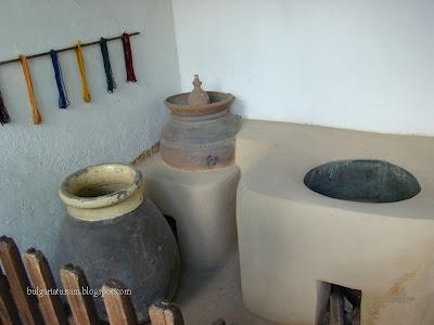 Музей Васил Левски - Карлово, бояджийницата