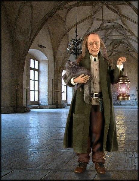 Filch Costume
