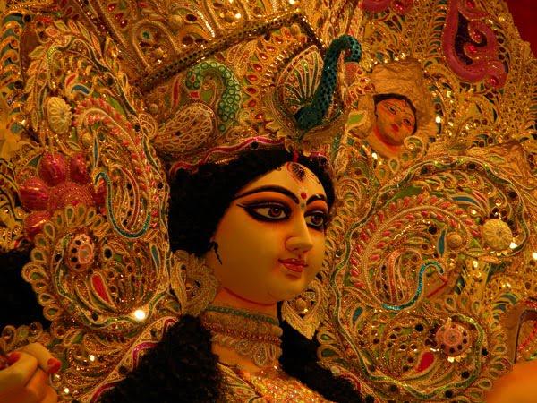 Maa Durga puja wallpaper mobile images photos pandal