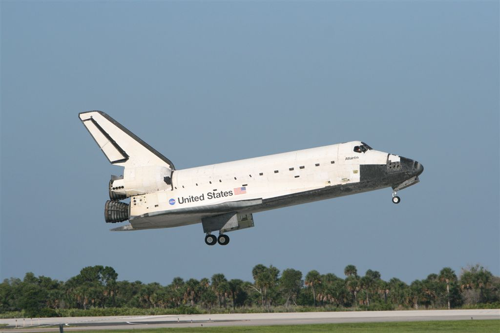 space shuttle atlantis dinner - photo #22