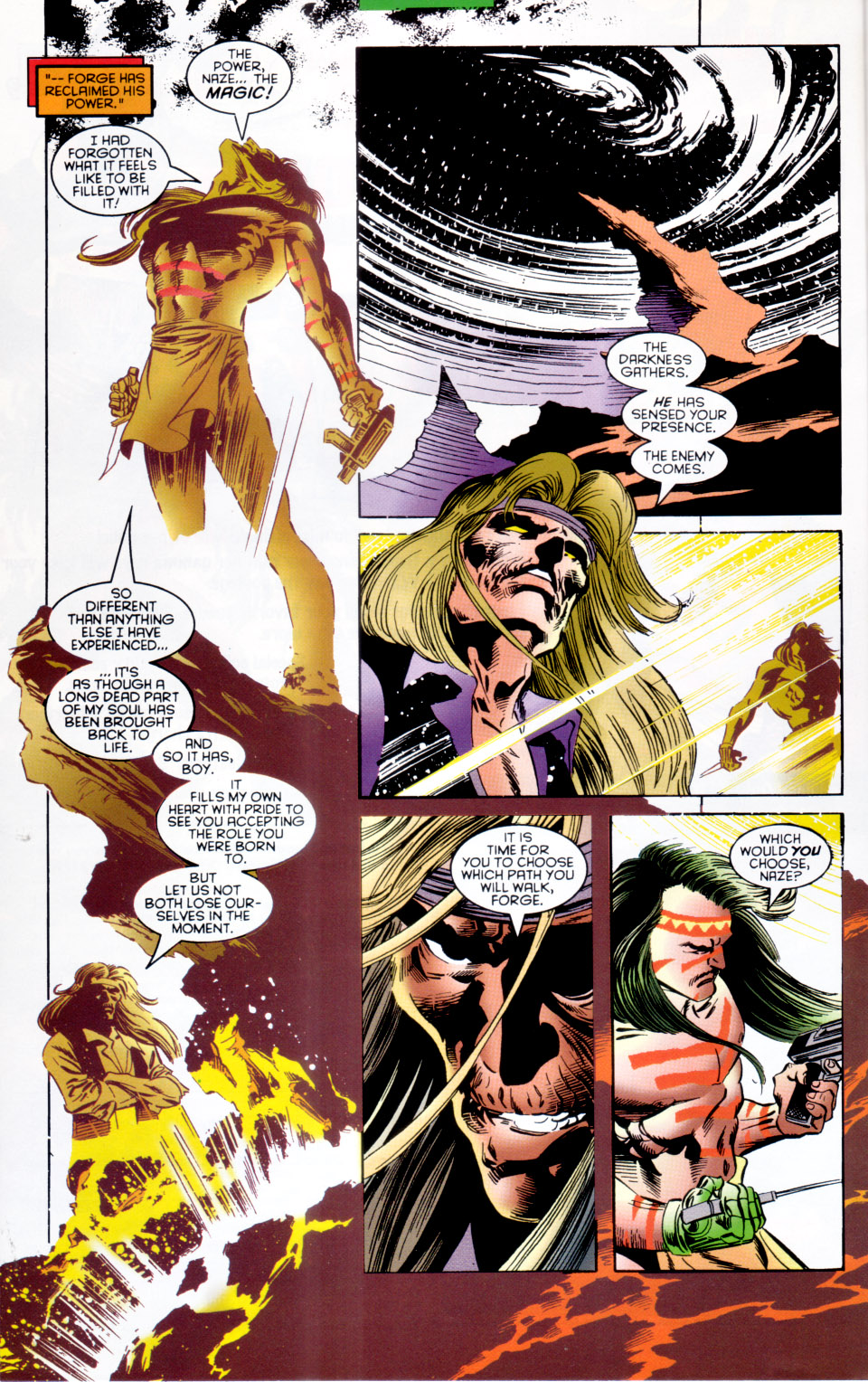 Read online X-Factor (1986) comic -  Issue #121 - 13