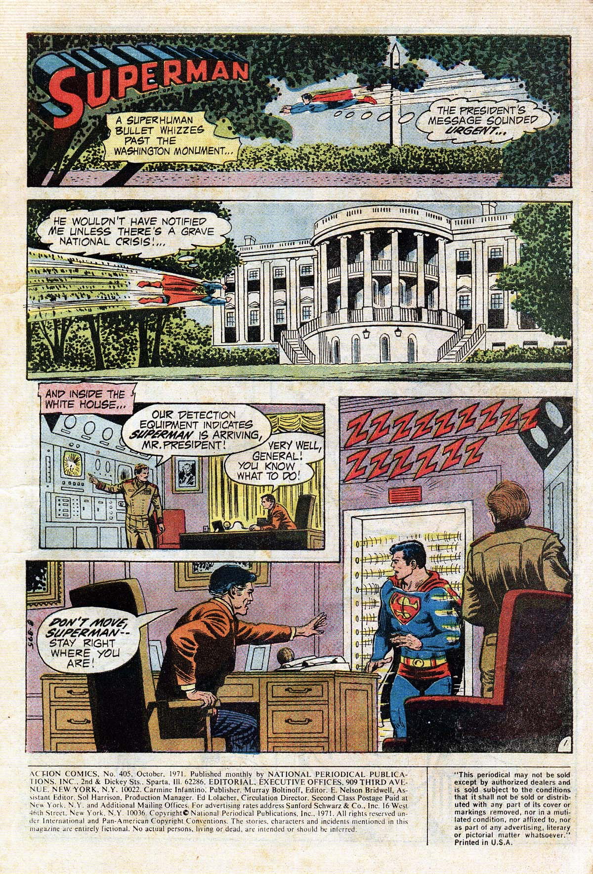 Action Comics (1938) 405 Page 2