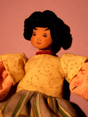 Original Cloth Hitty Doll