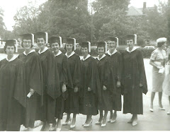 Highschool Graduation, 1961