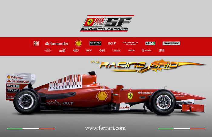 Ferrari launching 2011 F1 car