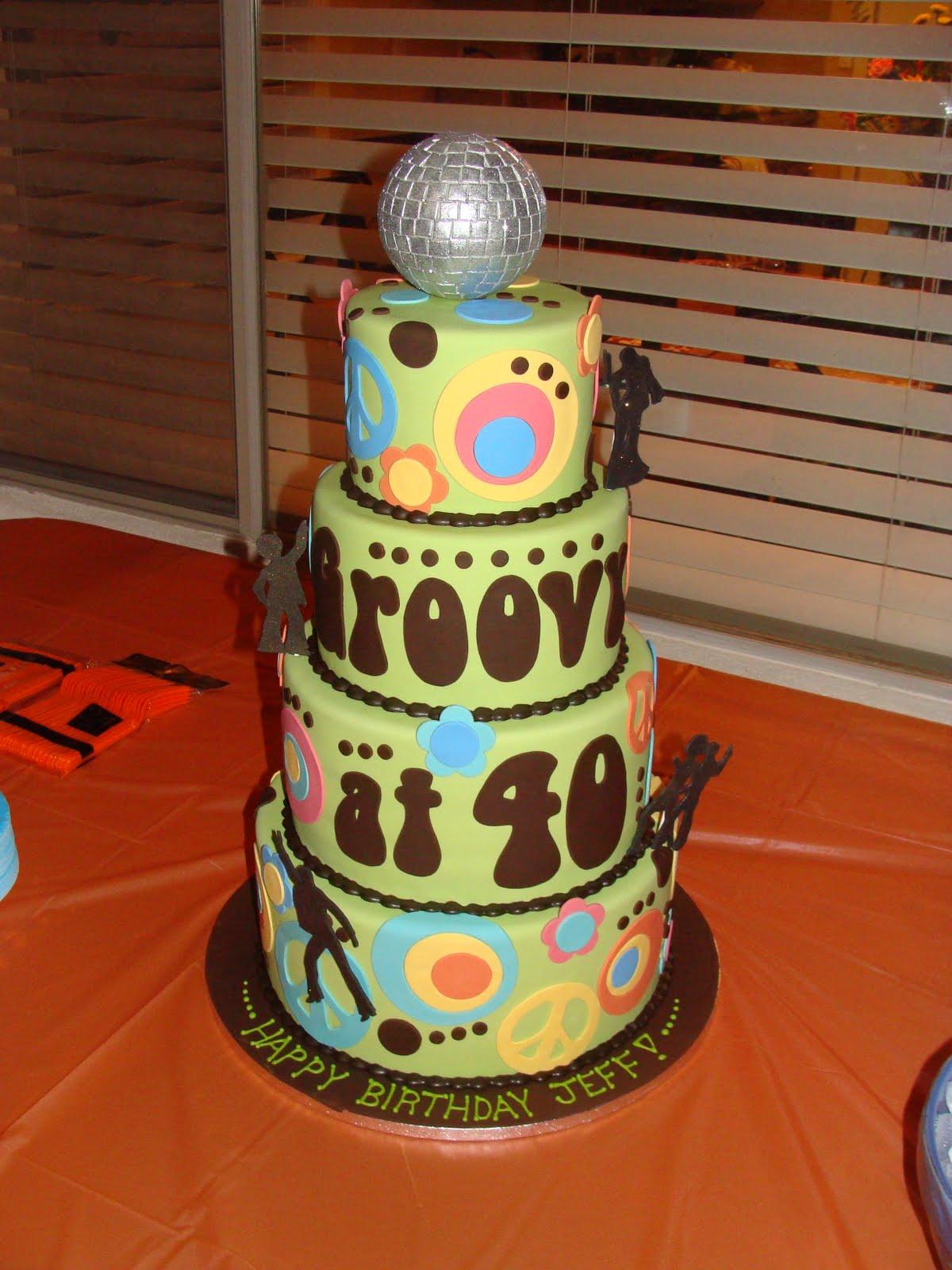 Strong Armor: 70's Cake