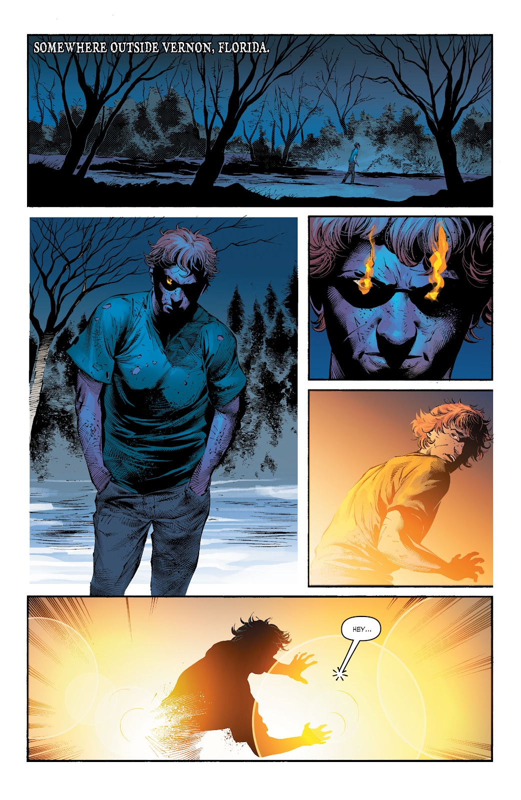 Read online The Curse of Brimstone: Ashes comic -  Issue # TPB (Part 1) - 82