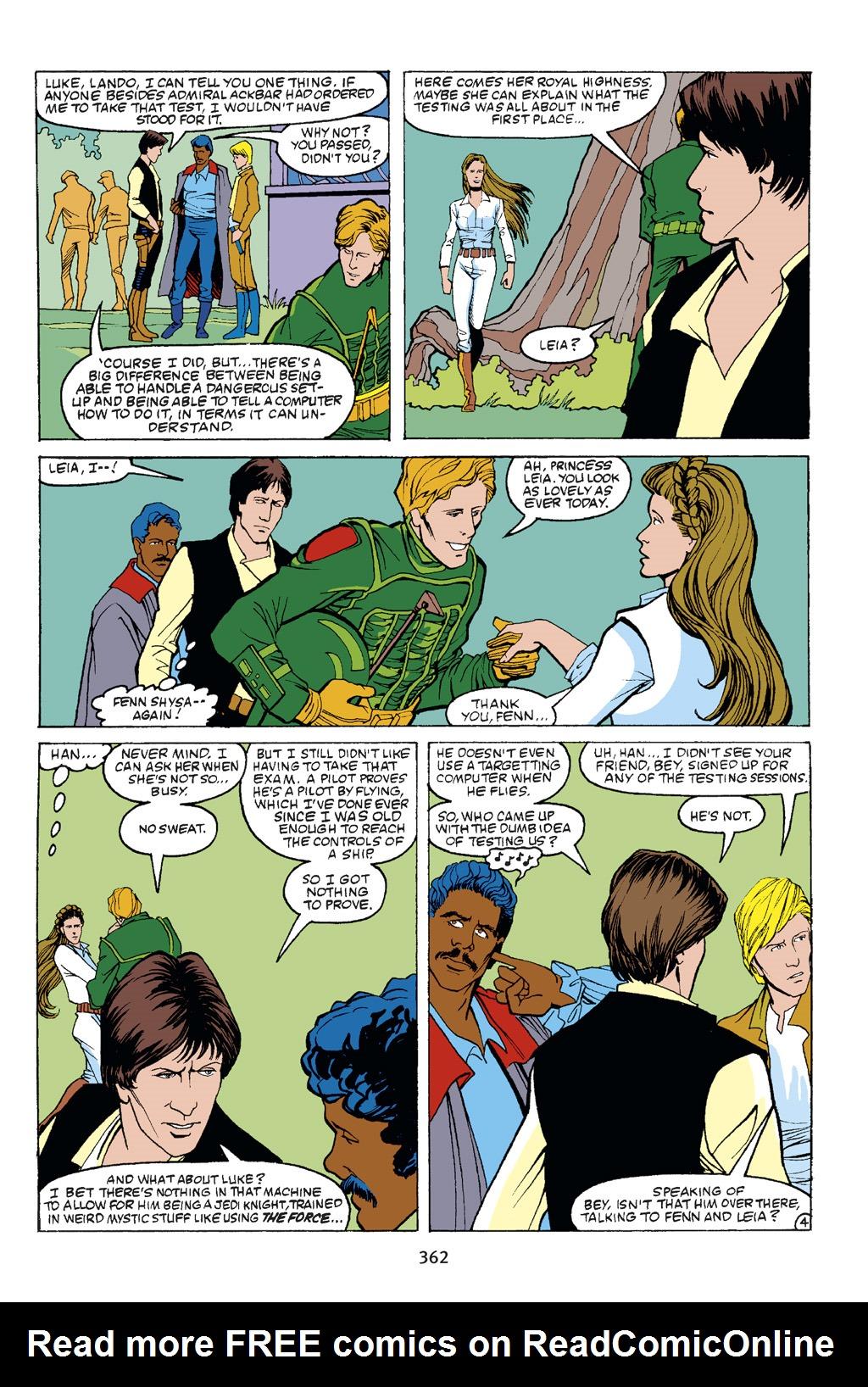 Read online Star Wars Omnibus comic -  Issue # Vol. 21.5 - 90