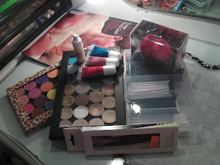 What I picked up from Makeup and Glow
