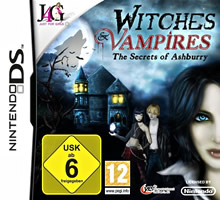 Witches & Vampires: The Secrets of Ashburry (Europe)