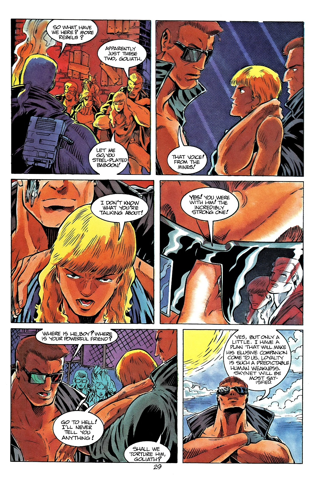 The Terminator (1988) issue 12 - Page 34
