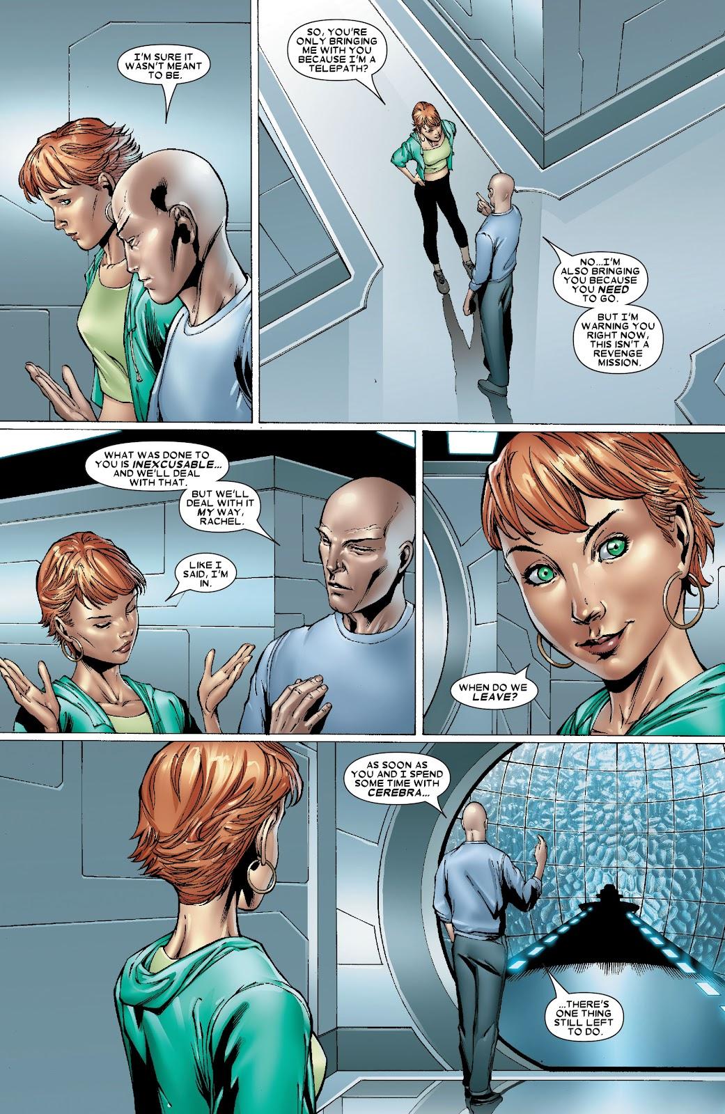 Uncanny X-Men (1963) issue 475 - Page 17
