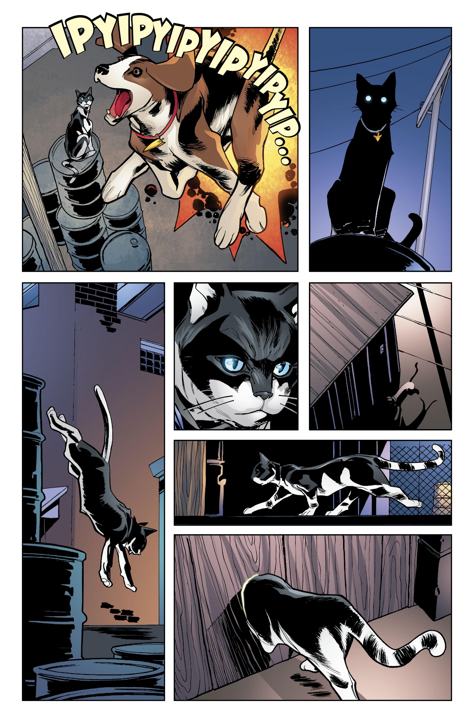 Read online Astro City comic -  Issue #44 - 14