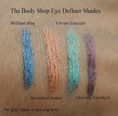 3-in-1 Brow Definer by The Body Shop #4