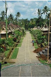 Gunk Krisna90 Tempat Wisata Desa Penglipuran Bangli Bali