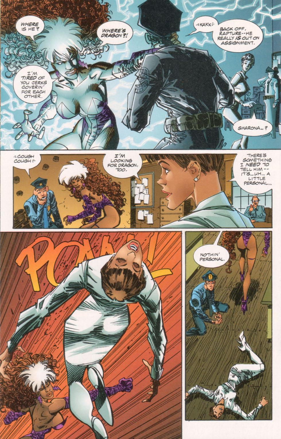 The Savage Dragon (1993) Issue #29 #32 - English 11