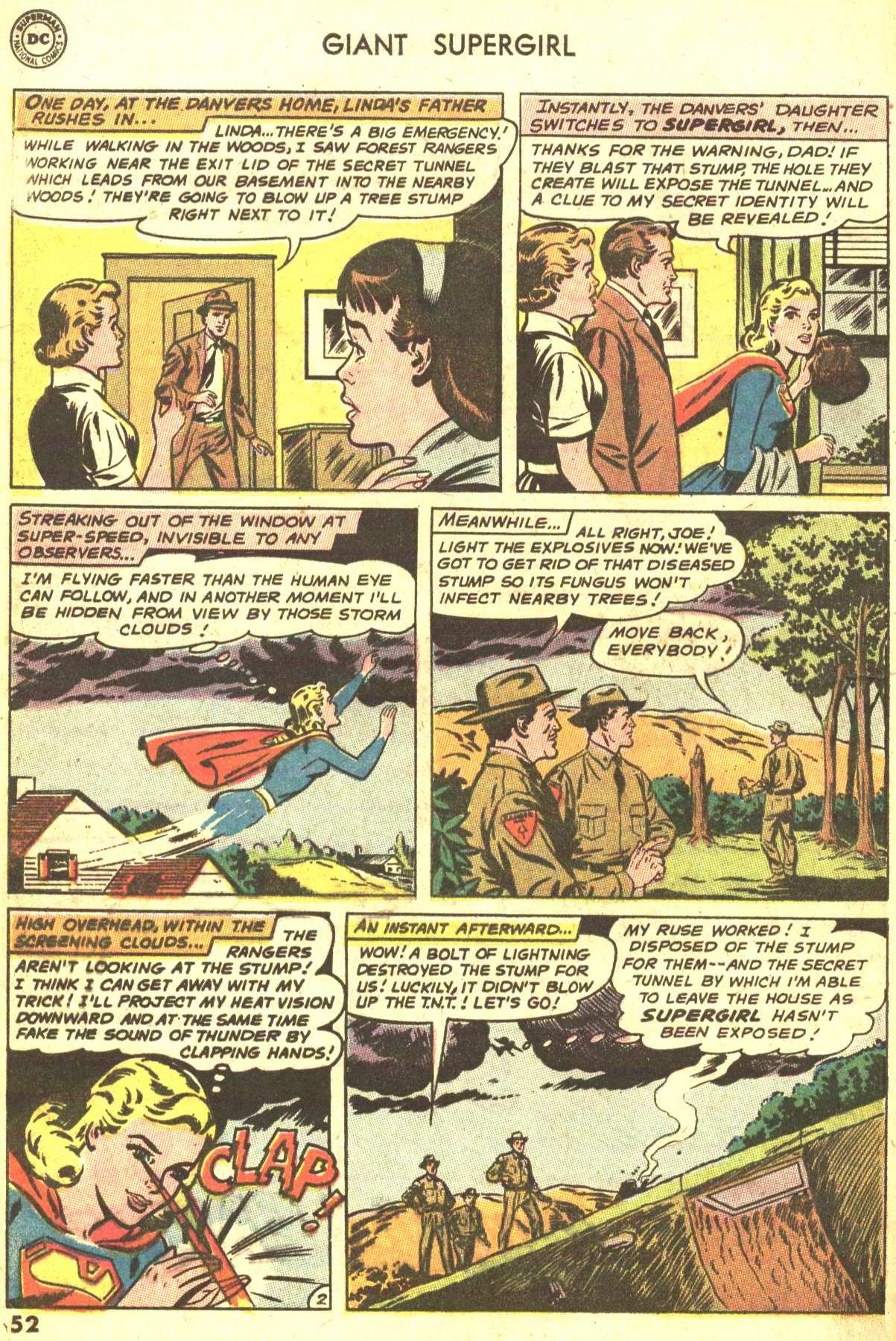 Read online Action Comics (1938) comic -  Issue #373 - 49