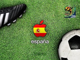 spain at world cup 2010 wallpaper