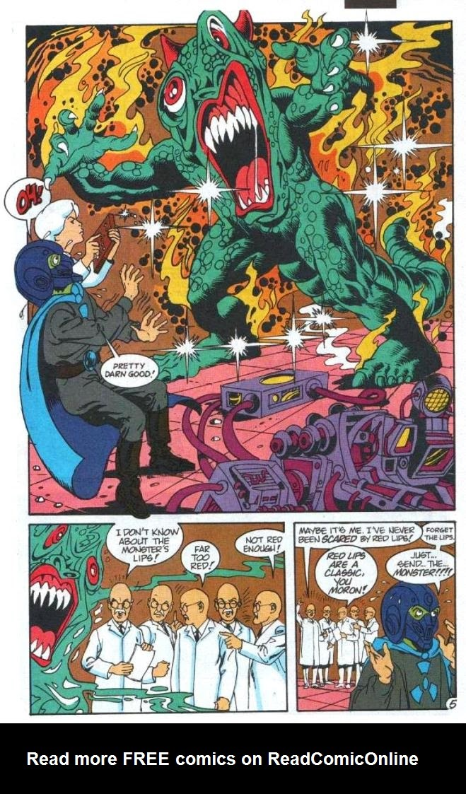 Read online Scooby-Doo (1995) comic -  Issue #5 - 6