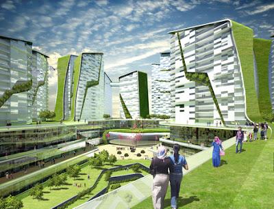 Landscape Urbanism Ken Yeang Veg Itect