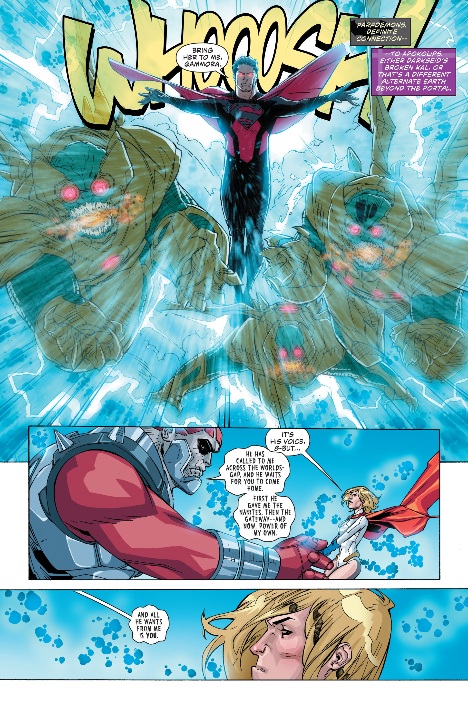 Read online Worlds' Finest comic -  Issue #21 - 13