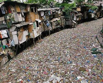 Il Fiiume più Inquinato della terra: Il Citarum(Indonesia)