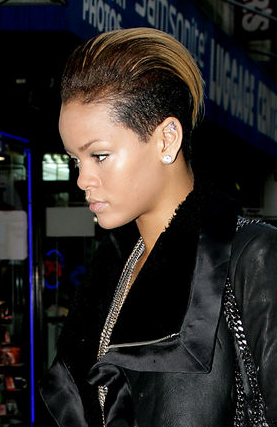 Another Day, Another Rihanna Buzzcut