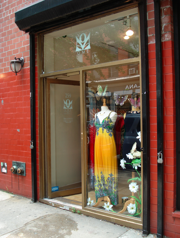 My Favourite Shop in Nolita NY - OME