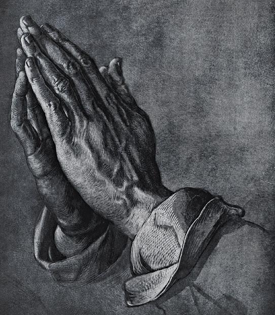 Albrecht Durer Praying Hands