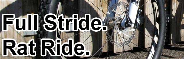 Full Stride  Rat Ride : Moots Moot-X YBB w/ drop bar: