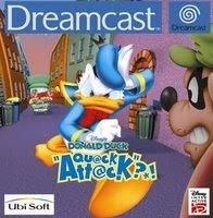 donald duck quack attack n64 rom español