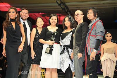 357e9f72945 Mique Yapching, Vanessa Ang, Earl Gariando, JC Sasoy, Kathleen Conde,  Brandy Parrenas, Karlo Vicente and Maricar Dizon .