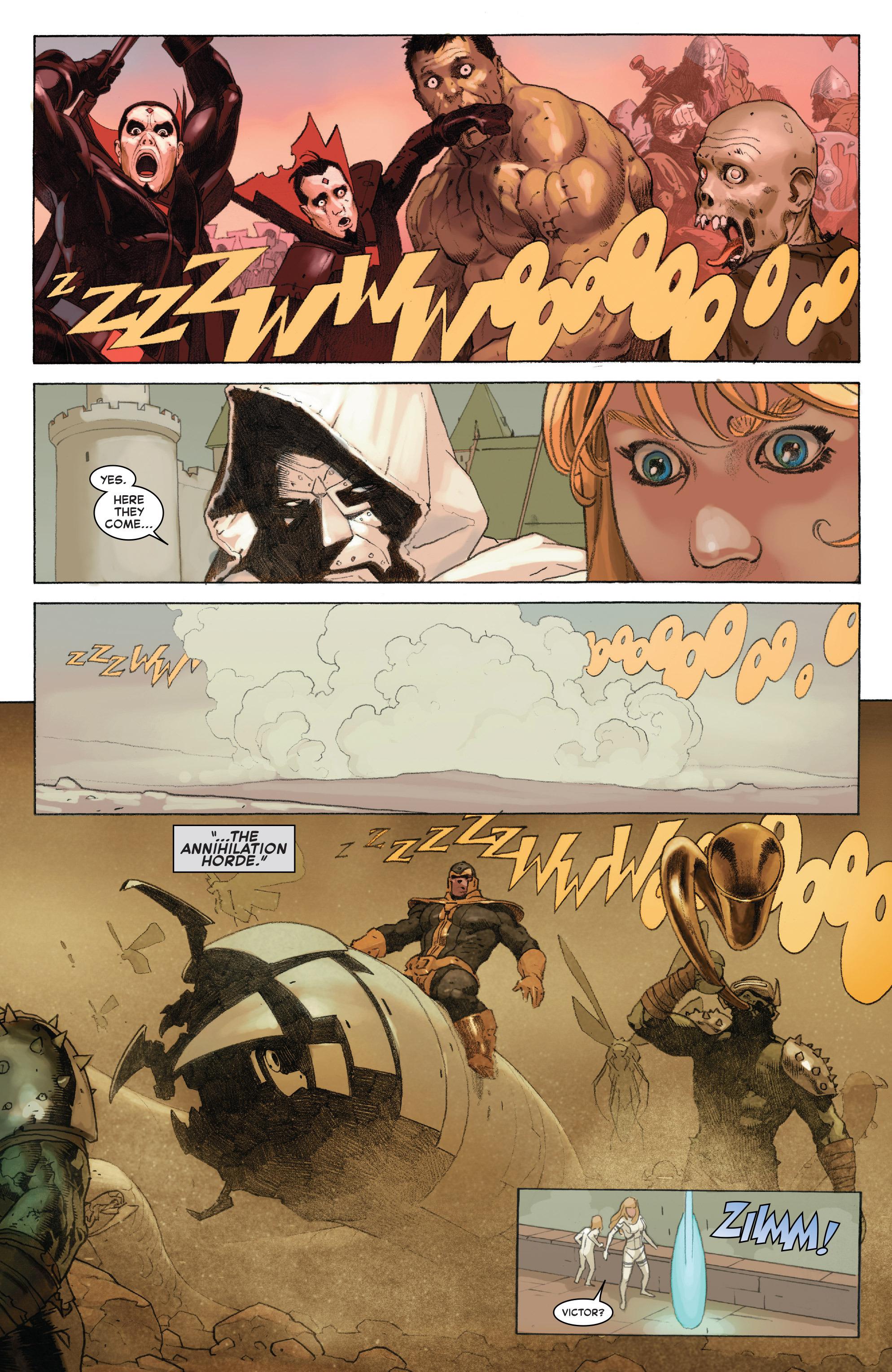 Read online Secret Wars comic -  Issue #8 - 11