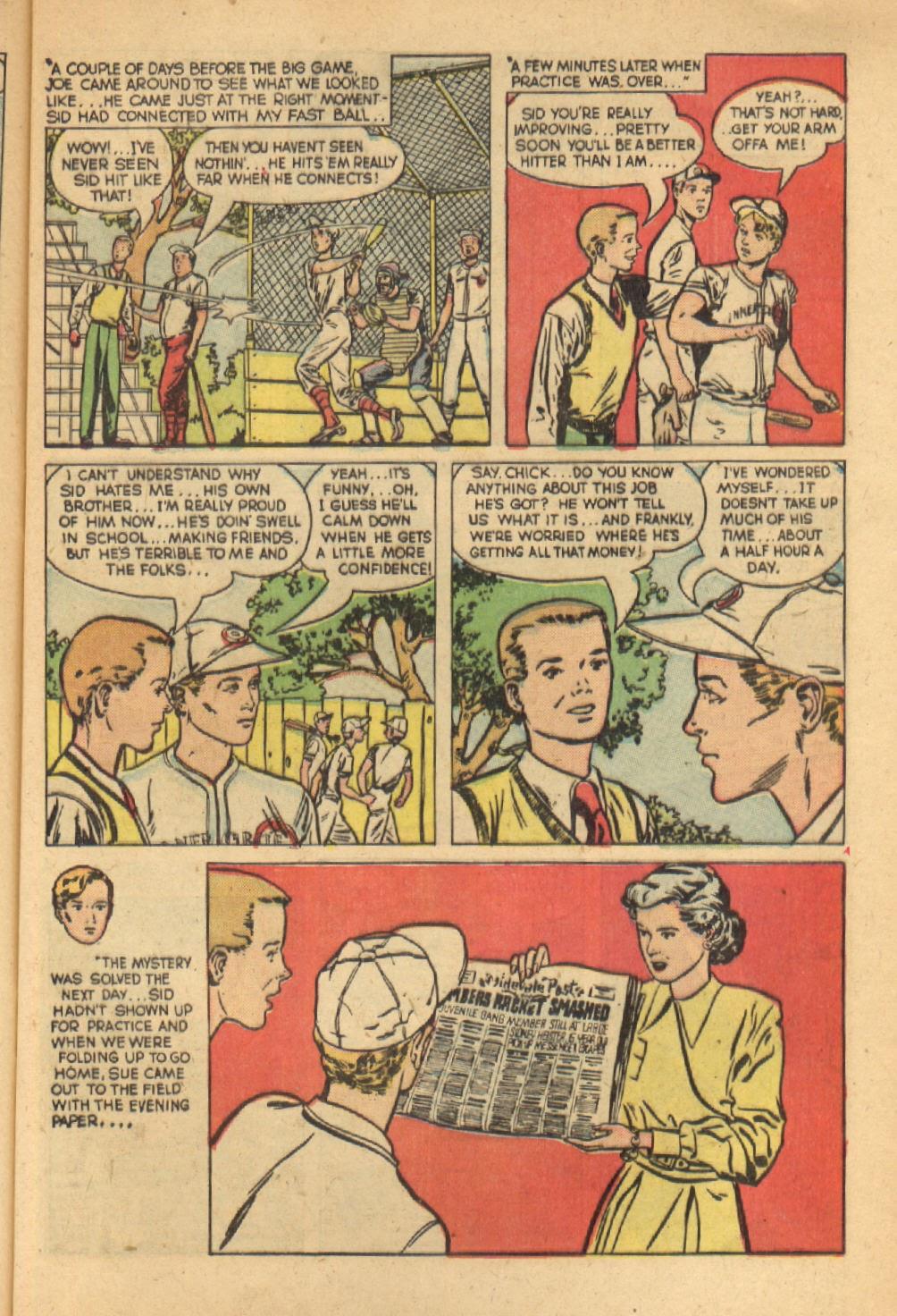 Shadow Comics #101 #94 - English 46