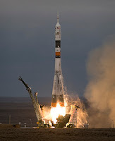 Expedition 19 Launch