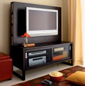 Bagi Kediaman Yang Mempunyai Ruang Terhad Selalunya Pemilik Akan Menggabungkan Antara Tamu Dengan Tempat Menonton Televisyen