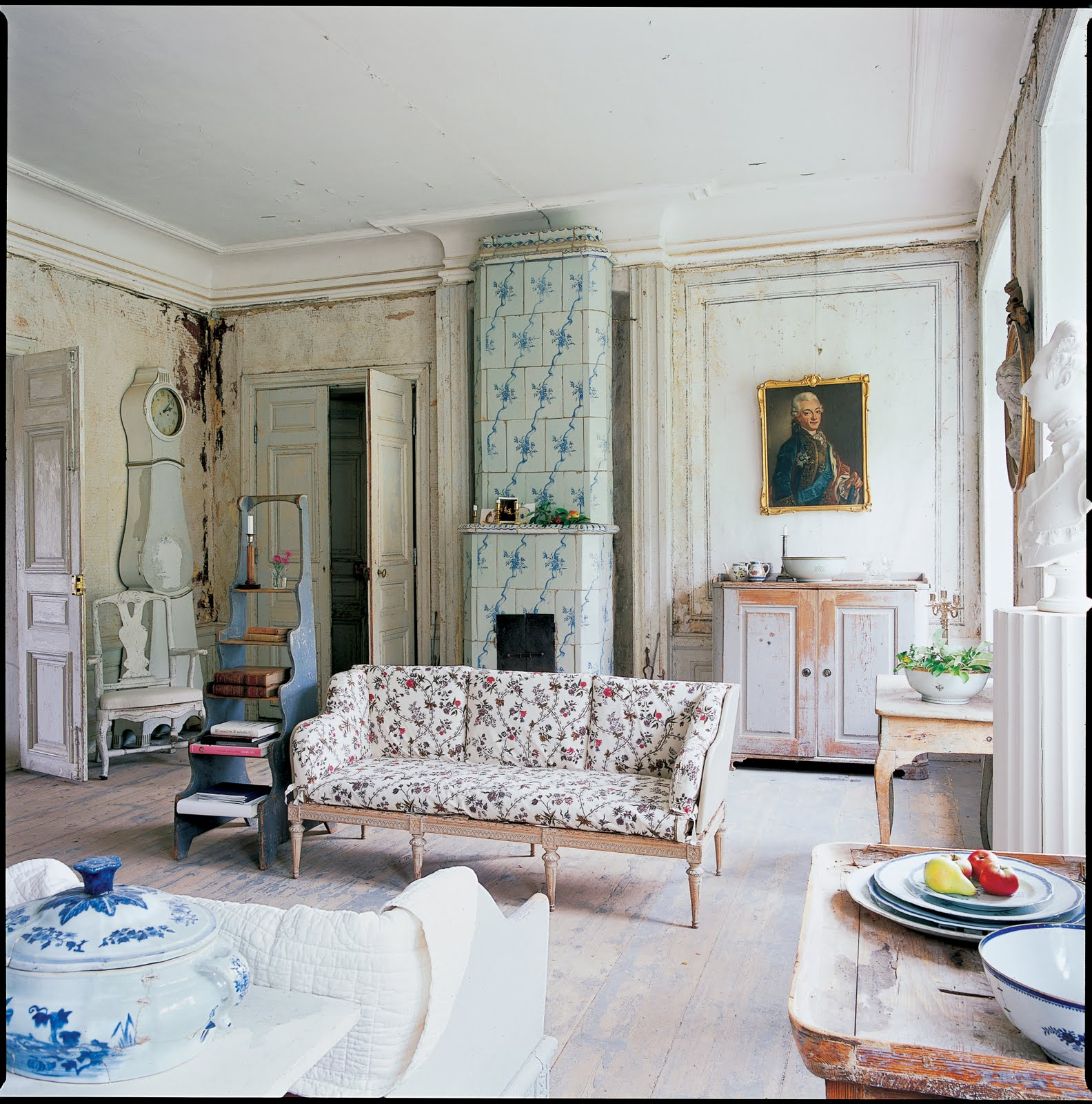 Swedish Interiors By Eleish Van Breems: Lars Bolander's