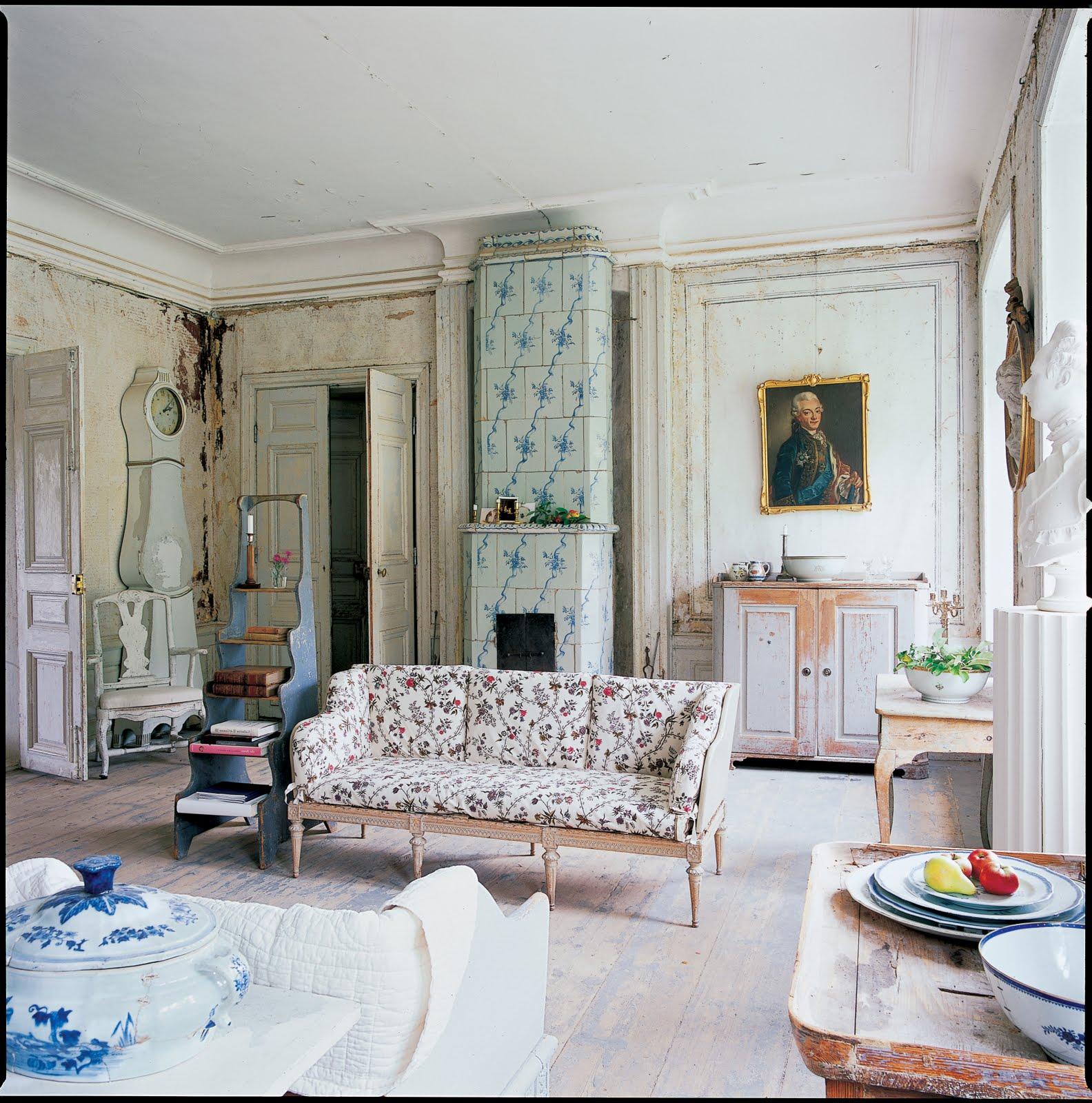 Swedish Interiors by Eleish van Breems: Lars Bolander's ...