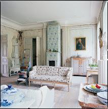 Swedish Country Interior Design