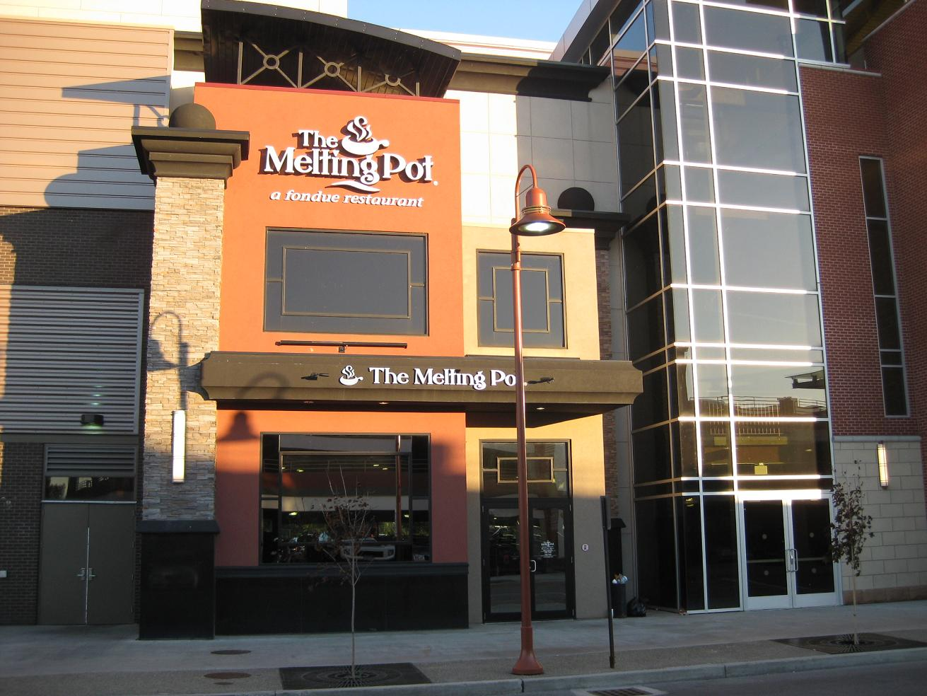 Melting pot galleria