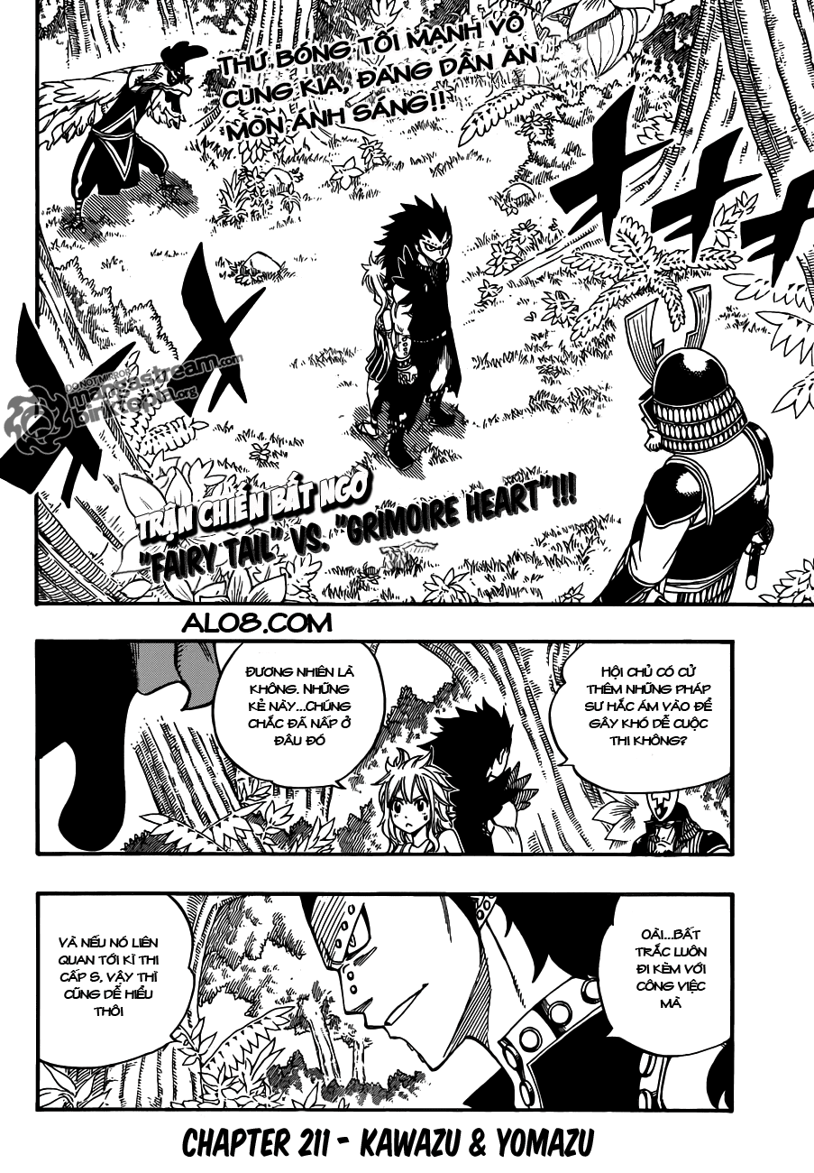 Fairy Tail chap 211 trang 2