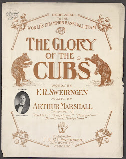 The Glory of the Cubs cover