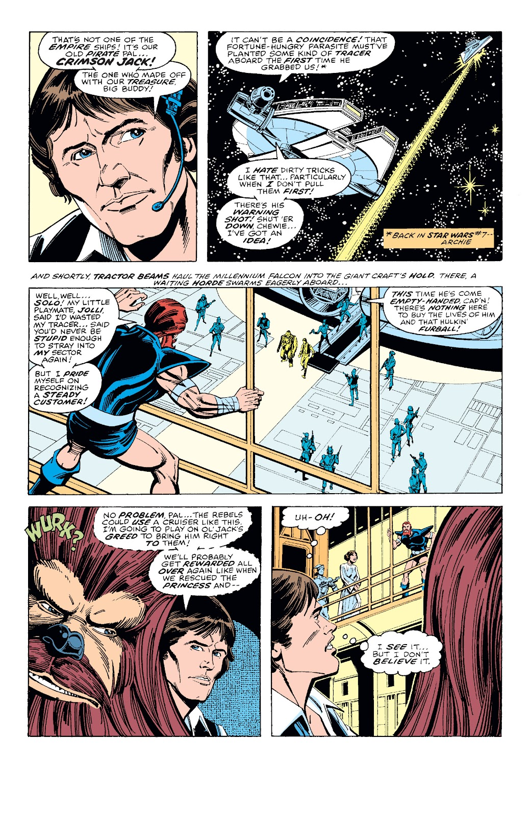 Read online Star Wars Legends: The Original Marvel Years - Epic Collection comic -  Issue # TPB 1 (Part 2) - 94