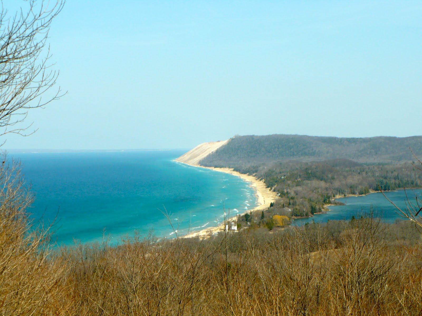Sleeping Bear Dunes National Lakeshore: Visit #1 - Katey Schultz