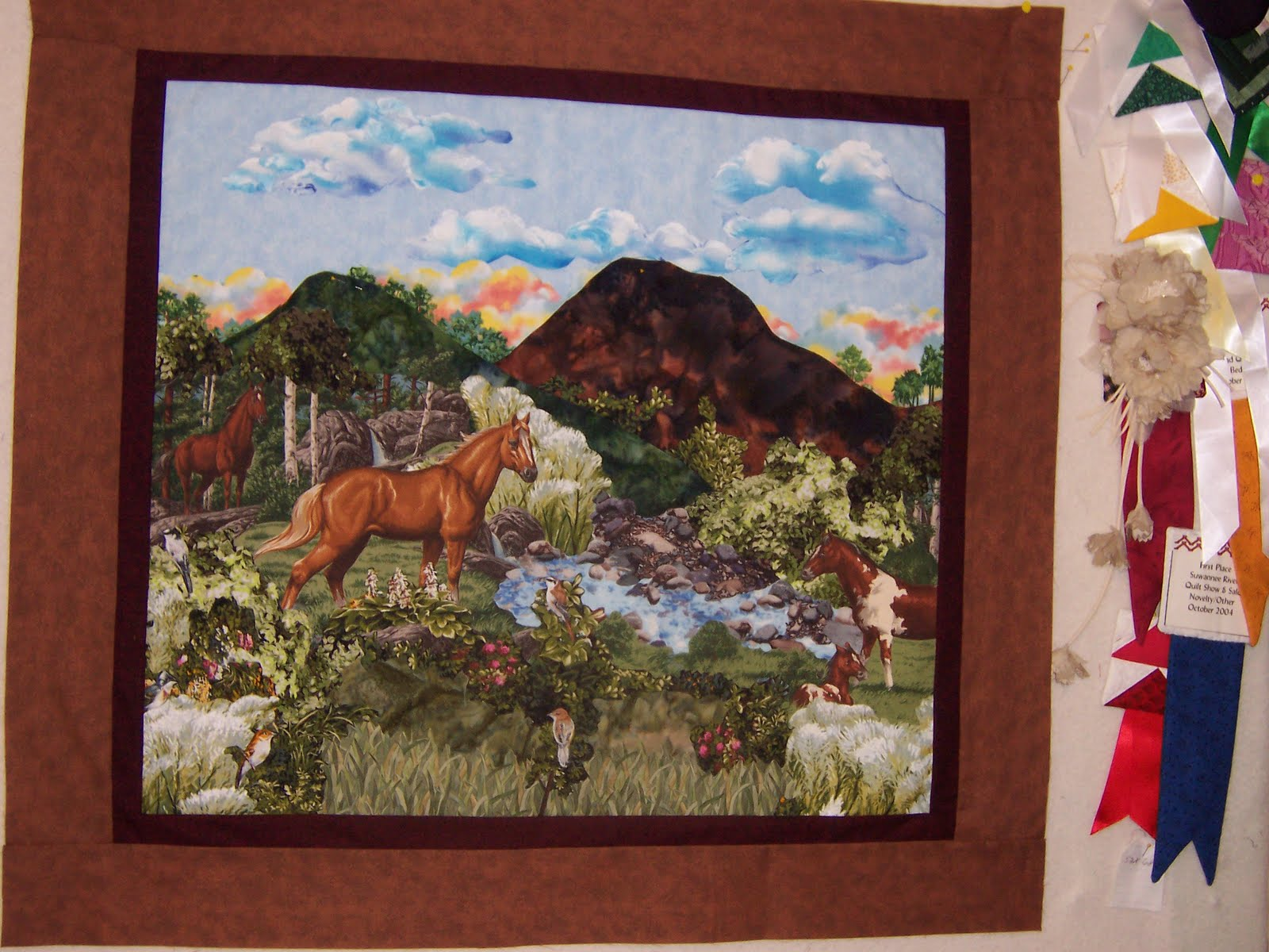 Quilts And Art By Cheryl Horse Quilts