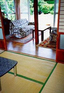 Fotografía del Ryokan donde nos íbamos a hospedar en Beppu