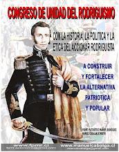 CHILE - Congeso de Unidad Rodriguista