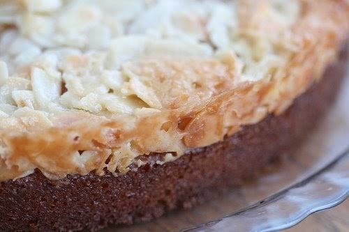 Swedish Tosca Cake Recipe