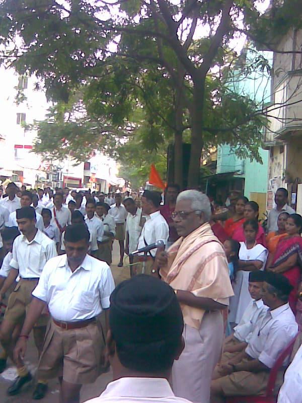 Chennai Pada Sanchalan (Route March) - Update